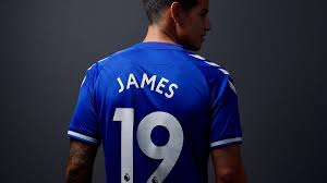 You can also get their latest url's, logos and also 512x512 jerseys. James Everton Shirt Number Confirmed