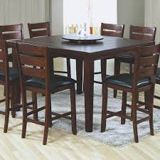 mesmerizing high top kitchen table set 22 surprising dining sets 17 9 piece counter height