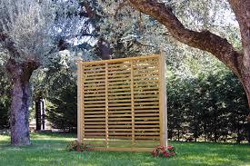 Grigliati in legno su misura by f.lli aquilani arredo giardino