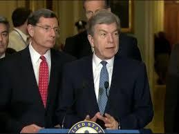 Missouri Sen. Roy Blunt believes House ...