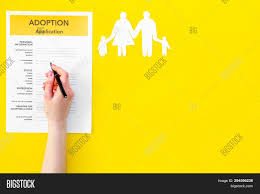 Mock Application Form Application Form Adopt Image Photo Free Trial Bigstock