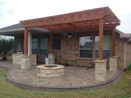 paver patio with pergola. Paver Patio With Pergola V