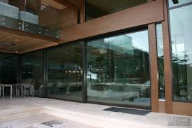 Steel Lift & Slide Doors | Dynamic Architetural