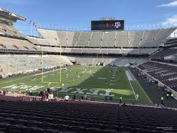 Kyle Field Section 116 Rateyourseats Com