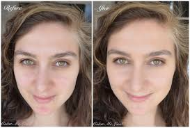 before after fotd estée lauder perfectionist youth infusing makeup spf25