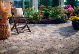 Patio Simple Stone Patios Design Ideas Stone Patios And Decks Backyard Patio Stones