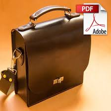 Leather Messenger Bag Pattern