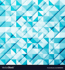 Light Blue Triangle Abstract Blue Triangle And Square In Light Blue