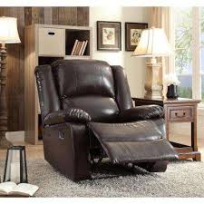 brown chairs for living room. acme brown chairs for living room l