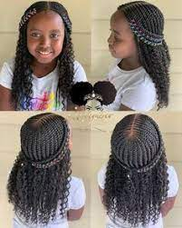 Pin by Akeiba Williams on Hair styles | Black kids hairstyles, Kids braided  hairstyles, Lil girl hairstyles