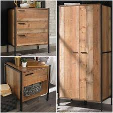 Industrial bedroom furniture Locker Industrial Urban Modern Rustic Metal Piece Bedroom Furniture Set Scansaveappcom Industrial Bedroom Furniture Sets Ebay