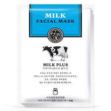<b>HANCHAN</b> Milk <b>Facial Mask</b> Smooth Moisturizing Whitening Face ...