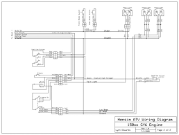 taotao 50cc scooter wiring diagram beautiful 1983 1988 ford bronco related post