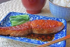 Salmon Teriyaki Recipe – Japanese ...