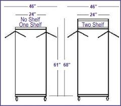 Height Of Coat Rack Stationary Coat Hat Rack Systems Stationary Coat Racks 6