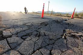 Reports of damage stemming from two earthquakes that struck southern california include power outages, gas leaks, fires, and a rockslide closing a highway. Shaken By Powerful South California Earthquakes People Take Stock Of Damage World News