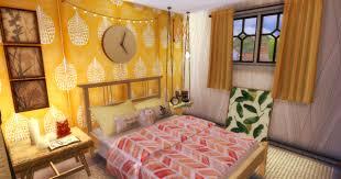 Sims Bedroom My Sims 4 Blog Cozy Boho Bedroom Room By Simplyjen