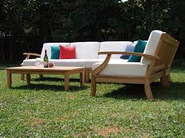 outdoor sectional metal. Full Size Of Dining Room:metal Vs Wood Patio Furniture Vs. Aluminum Outdoor Sectional Metal