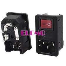 cheap red rocker switch red rocker switch deals on line at get quotations · 2pcs spst red button rocker switch ac250v 10a iec320 c14 inlet socket w fuse