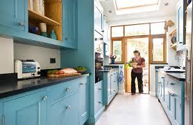 Image Of: Galley Kitchen Design Ideas