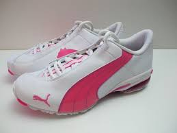 puma shoes pink and white. womens puma expedite ld54 white pink trainers uk size 5 eur 38 women\u0027s shoes ,puma and