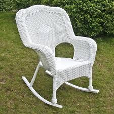 international caravan wicker resin patio rocking chair pictures design