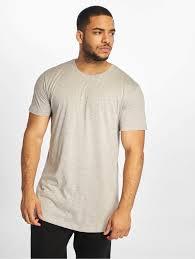 <b>Urban Classics</b> Верхняя <b>одежда</b> / Футболка Shaped Long серый ...