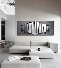 contemporary metal wall art abstract