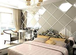 Mirror Tiles Decorating Ideas Wall Mirrors Diy Mirror Wall Decor Ideas Transitional Mirror Tile 17