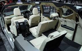 2018 mitsubishi xpander. fine xpander 2018 mitsubishi xpanderu0027s cabin the new mpv offers a very flexible inside  adorned with full flat surface for hauling cargo for mitsubishi xpander h