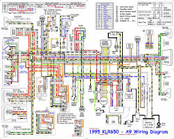 1975 kawasaki kz400 wiring diagram wirdig wiring diagram of 1995 kawasaki klr 650 a9 circuit wiring diagrams