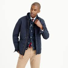 Sussex Quilted Jacket : Men's Coats & Jackets | J.Crew & Sussex quilted jacket ... Adamdwight.com