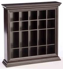 diffe shootersrhtrophycasesnowcom mahogany shot glass curio cabinet case levels of boxes for diffe shootersrhtrophycasesnowcom best images jpg