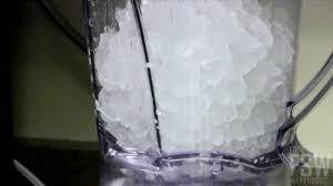 Pebble Ice Machine Scotsman Nugget Ice Machine Nu130ga 1 Youtube