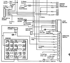 1992 Gmc Sierra Tail Light Wiring Diagram Chevy Tahoe Tail Light Wiring