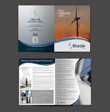 Design Specific Ltd Professional Upmarket Flyer Design For Blade Rigg Ltd By