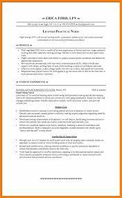 Lpn Resume Examples 100 lpn resume sample prefix chart 72