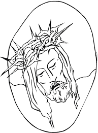 Small Picture Free Printable Jesus Coloring Pages For Kids