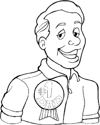 coloring pages for dads birthday happy daddy dad 1 page free