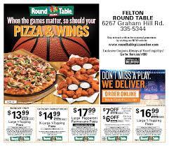 felton round table pizza marbb 82pdf 2018