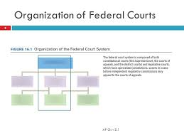 Organization Of The Federal Court System Diagram Quizlet