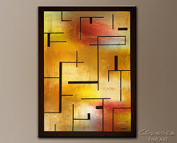 face of glory abstract art painting image by carmen guedez