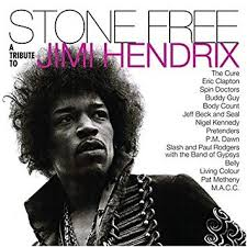 Free Foto Album Stone Free Tribute To Jimi Hendrix