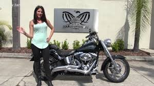 custom 2009 harley davidson fat boy motorcycle for sale in tampa
