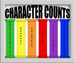 best character building images character counts  6 pillars of character counts character counts video series to demonstrate what