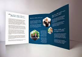 Free Tri Fold Brochure Templates Microsoft Word Interesting Free Tri Fold Brochure Templates