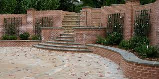 Small Picture Brick Patio Wall Designs Great With Photo Of Brick Patio Model 56