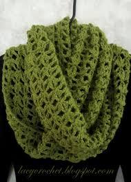 Free Infinity Scarf Crochet Pattern Beauteous Lacy Crochet Lacy Infinity Scarf My Free Crochet Pattern