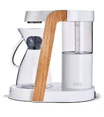 Recently purchased this coffee maker and let me tell you. The Ratio Eight Coffee Maker