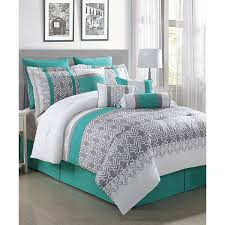 Best 25+ Teal and gray bedding ideas on Pinterest | Turquoise bedding,  Tropical bedroom products and Teal bedding